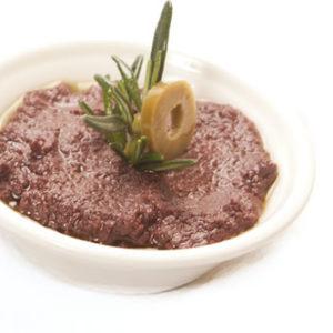 Tapenade van Taggiasche olijven (100 gram)