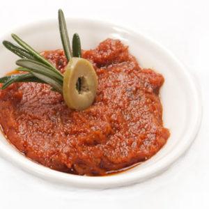 Tapenade van gedroogde tomaatjes (100 gram)